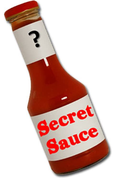 secret sauce the secret sauce of successful blogs mashbout
