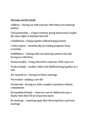 edexcel religious studies key words unit  document