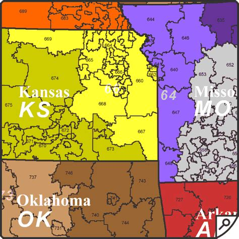 us area code 884 usa zip code and state maps editable maps of america
