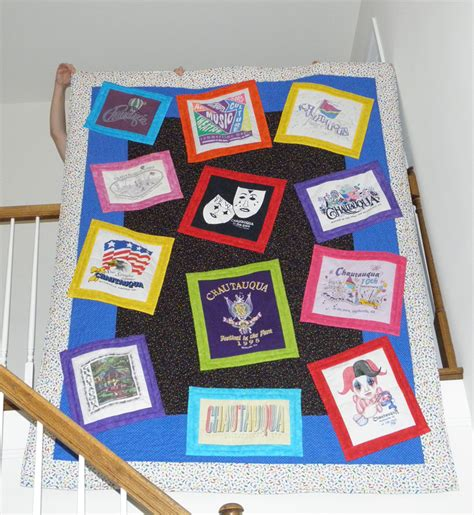 T Shirt Quilt Blocks by T Shirt Quilt Number 2 Melinda S Quilt