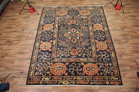 Mission Area Rugs Craft Mission Style 10x12 Kaitag Oushak Area Rug 11 9 Quot X 9 7 Quot Ebay