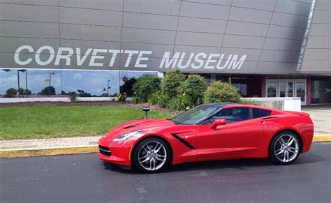 corvette museum opening hours