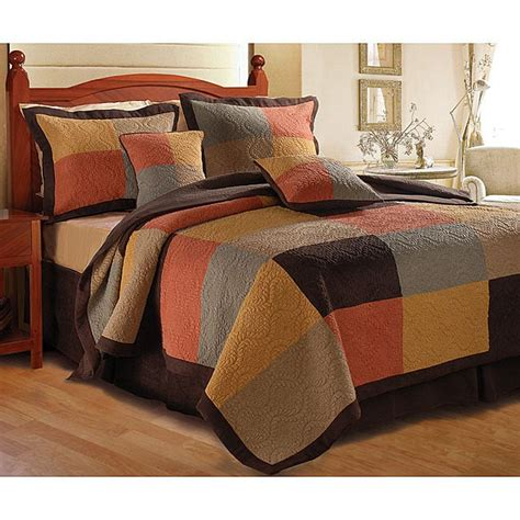 queen size coverlets trafalgar full queen size 3 piece quilt set overstock