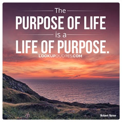 biography purpose the purpose of life is a life of purpose