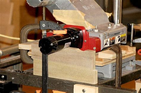 Jigs For A Moulder