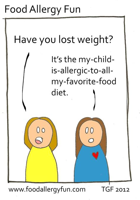 Detox Diet For Food Allergies by Food Allergy You Lost Weight It S The My Child