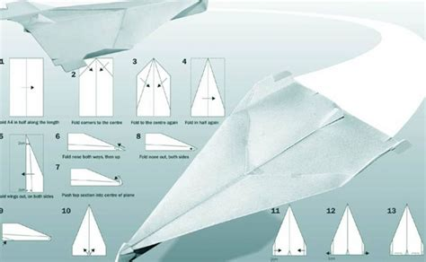Wiki How To Make A Paper Airplane - paper planes origami 171 embroidery origami