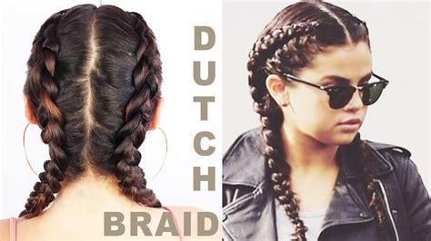 diy dutch side braid cute girls hairstyles hairstyles for