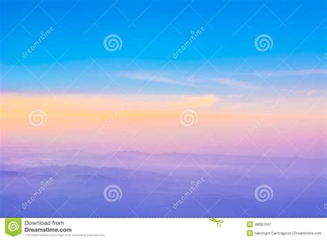 colorful sky   sunset natural sky background