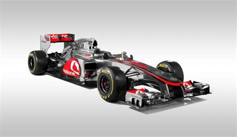 Rancing Car1 mclaren mp4 27 2012 formula 1 race car revealed