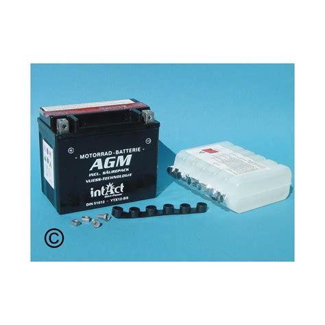 Ytx12 Bs Motorradbatterie by Batterie Au Plomb Acide Agm 51012 Ytx12 Bs