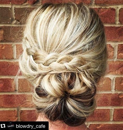 Casual Wedding Hairstyles For Medium Hair by 27 Trendy Updo Ideas For Medium Length Hair