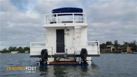 lake macquarie house boats 32 foot houseboat for sale lake macquarie for sale in booragul nsw 32 foot houseboat