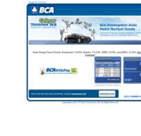 bca down klikbca com is klik bca down right now