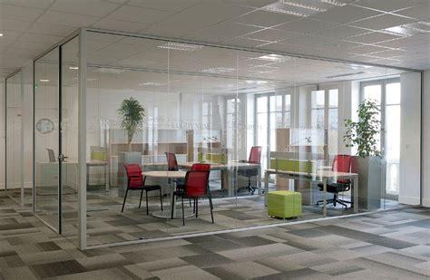 Cloison Vitr馥 Bureau - cloison sur mesure espace et mobilier