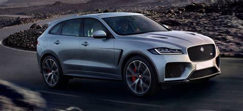 Jaguar Schedule 2020 by 2019 Jaguar F Pace Features Design Crown Jaguar St
