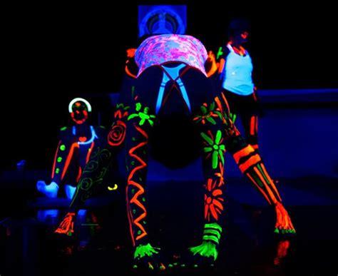 glow in the paint kenya flow in the