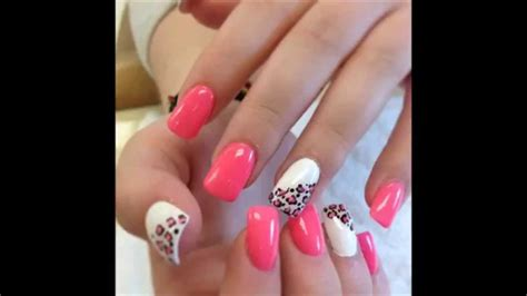 imagenes de uñas pintadas con girasoles u 241 as pintadas con dibujos faciles nails painted with
