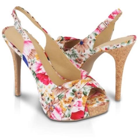 floral high heels forever 21 47 forever 21 shoes forever 21 floral colorful
