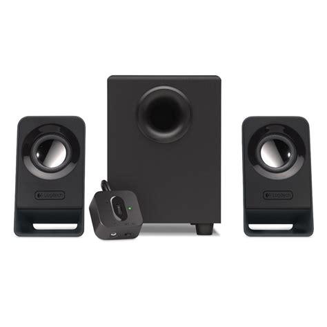 Logitech Multimedia Speaker Z213 Black 3 logitech multimedia speaker z213 black jakartanotebook