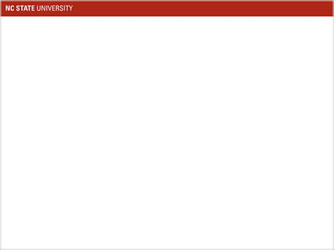 Ncsu Powerpoint Template Downloads Nc State Brand