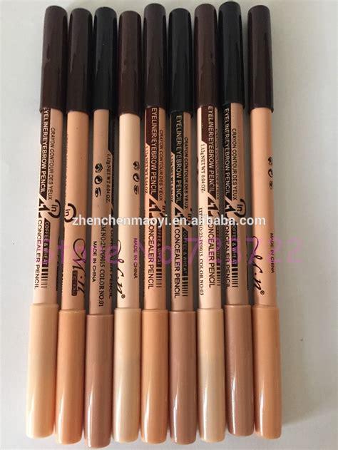Pensil Alis 2 In 1 mn menow 2in1 eyeliner eyebrow pensil alis concealer