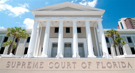 Florida Supreme Court Search Florida Supreme Court Sides With In Veto Of Citrus Canker Claims Payments