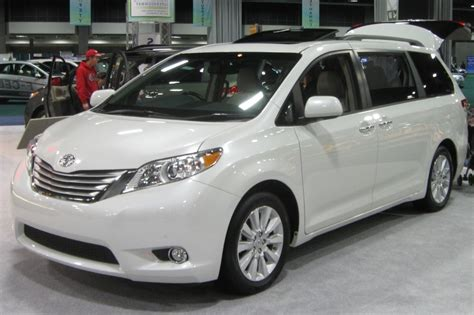 Toyota Minivan 2020 by 2020 Toyota Redesign Hybrid Release
