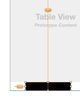 xcode horizontal layout ios horizontal center in container bug in storyboard of