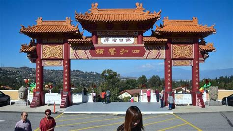 hsi lai temple new year peace lantern festival new year 2018 animal what is the animal this year