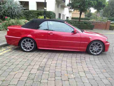 bmw  ci sport convertible red  reserve price car