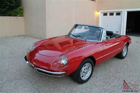 1969 Alfa Romeo by 1969 Alfa Romeo Spider 1750