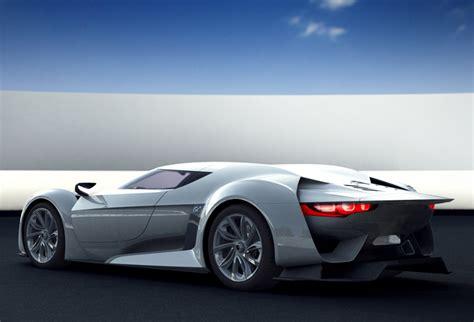 Citroen Gt Concept by Citroen Gt Concept Cars Diseno