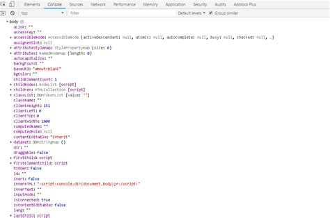 console log object javascript console object logging tutorials exle