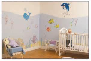 Nursery Decorating Ideas Themes For Baby Room