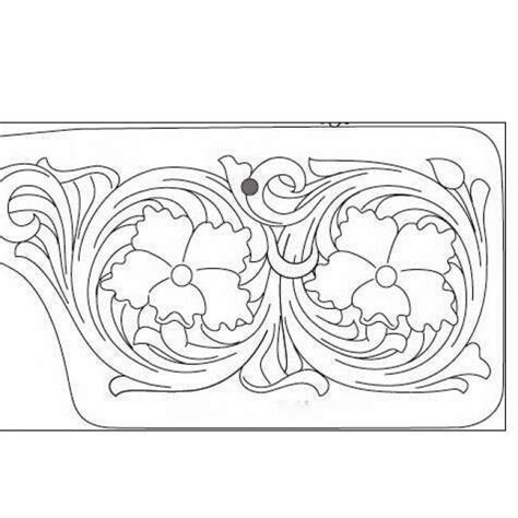 free leather craft pattern leather pattern