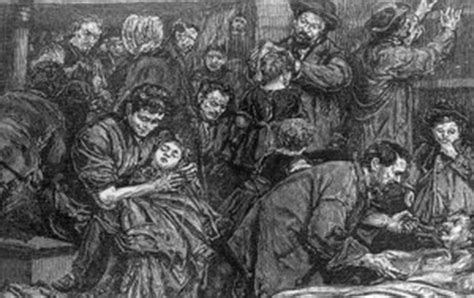 mexico blamed  irish potato famine bacteria exposed