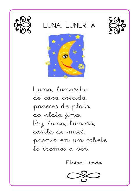 poema para un cantante poesias infantiles