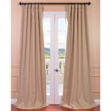96 blackout curtains exclusive fabrics furnishings seville tan blackout