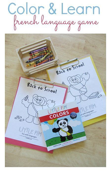 Colours Activity Learning Act Funlrn Col color learn foreign language for language colors and