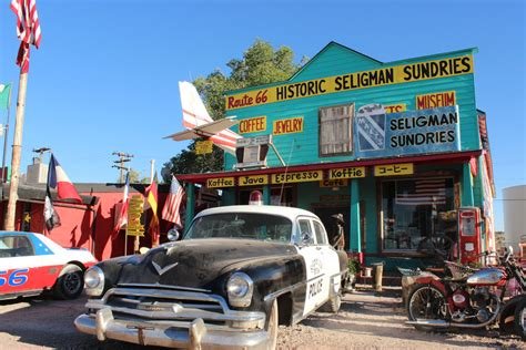 syncopated family travel the return home on route 66