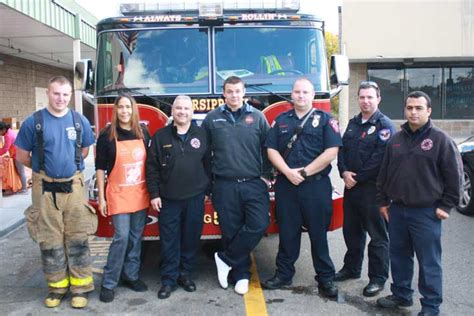 home depot hosts prevention day parsippany focus