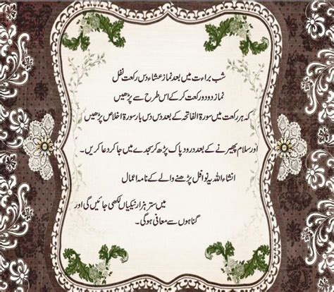 Ghurbat Essay In Urdu by Shab E Barat Prayers Dua And Ibadat Jhang Tv