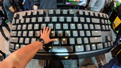 Pensiljoyko Mechanical Mekanik Pc razer built a working mechanical keyboard technabob