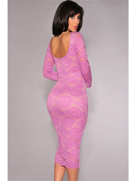 g407 3 jpg g407 55 rochie midi eleganta cu maneci lungi si dantela
