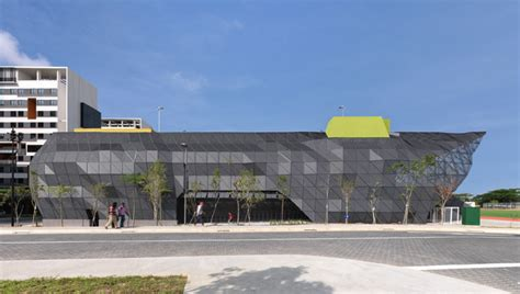 design center architects engineers consultants sutd sport complex singapore singapore sports facility