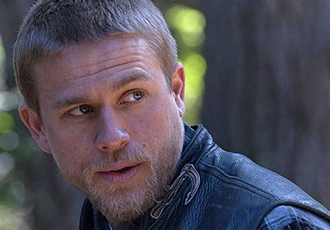 jax teller with short hair soa jax hair black hairstyle and haircuts