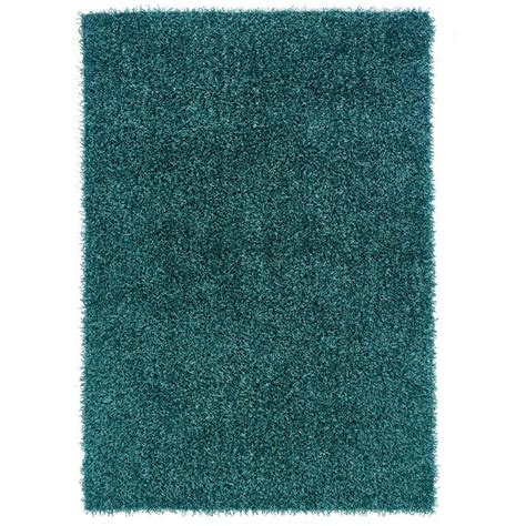 Home Rugs Linon Home Decor Confetti Turquoise 8 Ft X 10 Ft Area