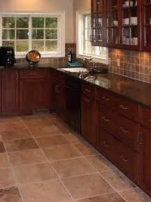 Kitchen Floor Cabinet Pictures For Works Of Art Tile Kitchen Cabinet Design