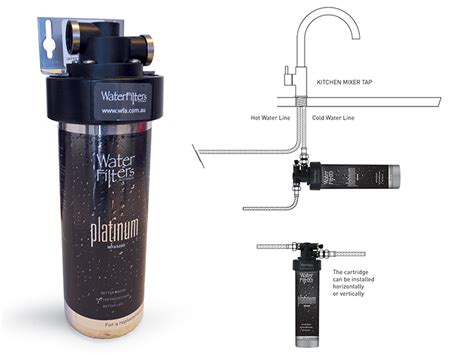WFA Inline Water Filter System   Water Filters Australia